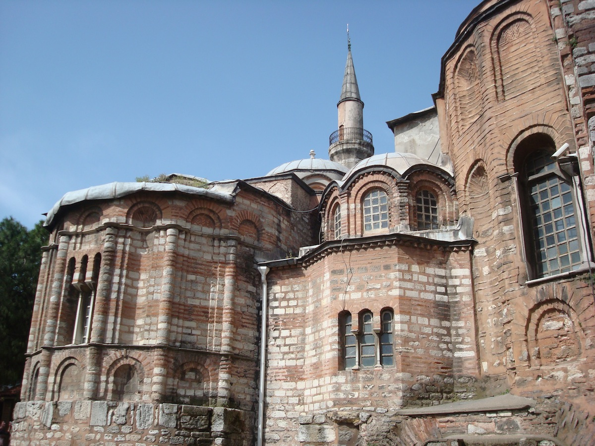 New Liturgical Movement: Chora Church, Istanbul