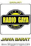 Gaya FM 97.4 MHz Banjar