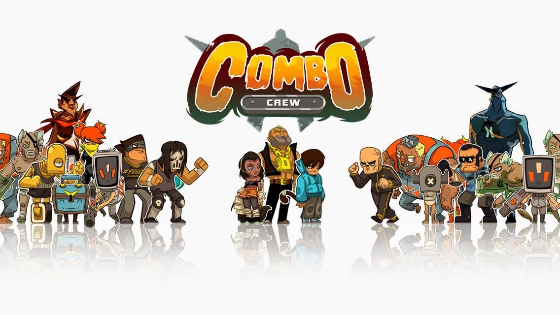 Combo Crew v1.3.2 Apk + Data
