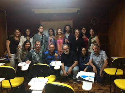 Turma das Sextas na Casa da Filosofia Clínica em Porto Alegre