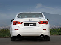 Japanese car photos 2014 Infiniti Q50 - 4