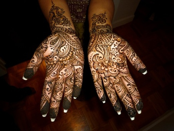 mehndi patterns for eid
