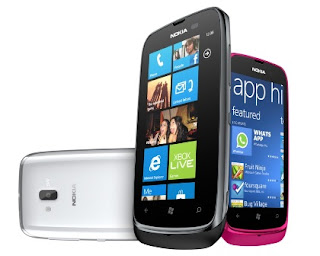Nokia Lumia 610, Windows Phone 7.5 Mango Harga 1,5 Juta