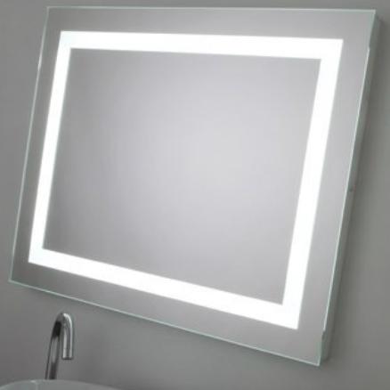 Espejo baño con luz iluminacion URE70