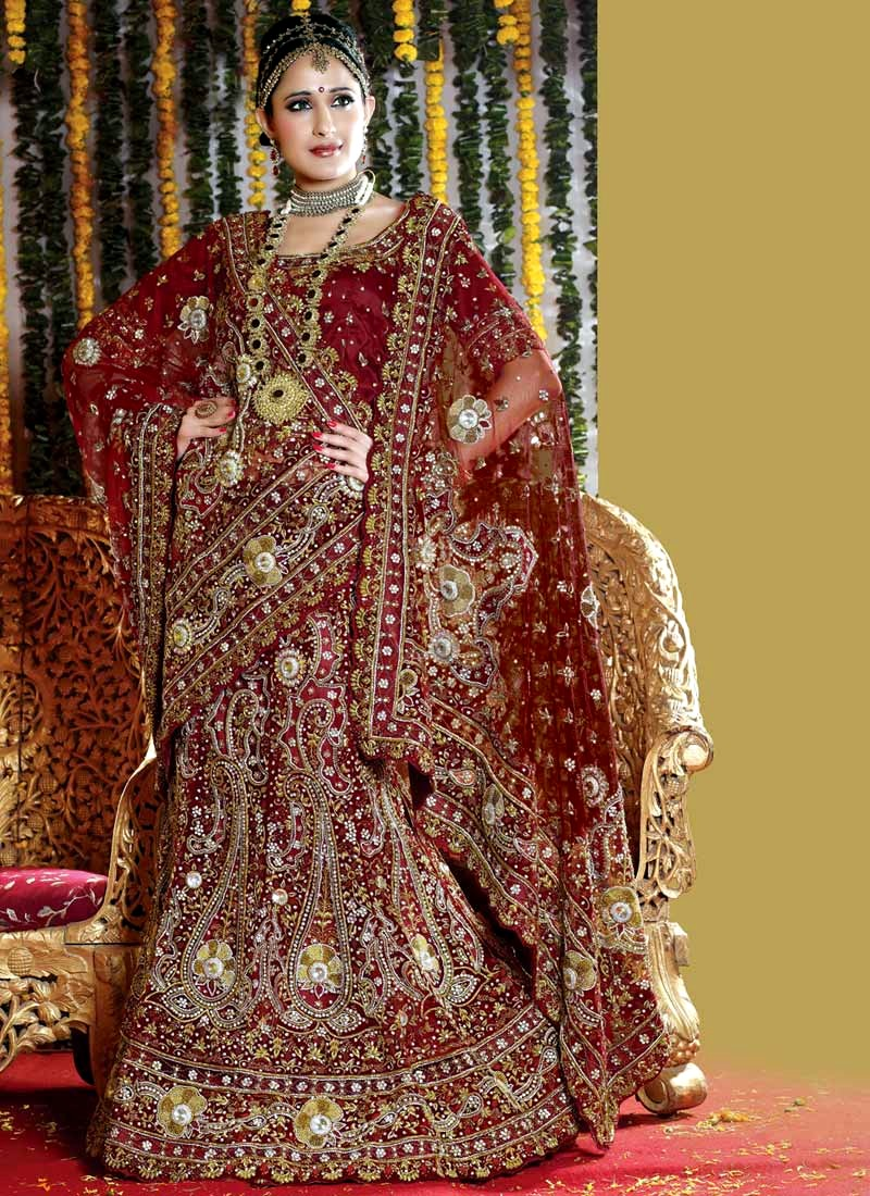 Wedding Wear Bridal Lehenga | Indian Bridal Lehenga Choli