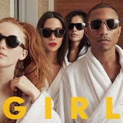 Pharrell Williams  G I R L  2014