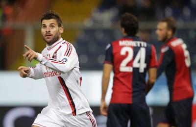 Genoa 0 - 2 AC Milan (3)