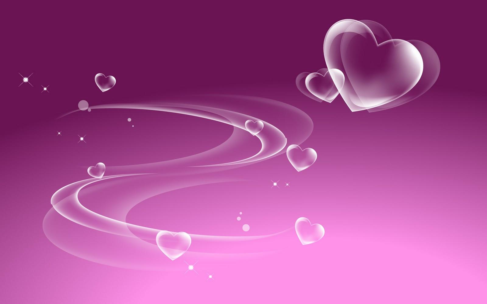 purple love valentine day - photo #30