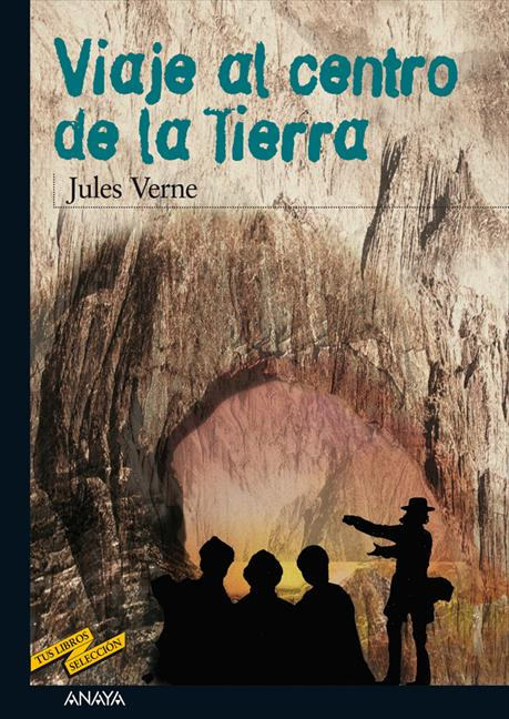 viaje al centro de la tierra 1864 es una de las obras del famoso