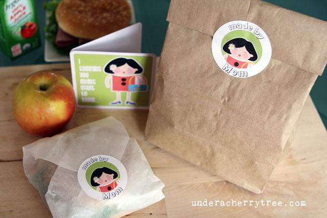 http://underacherrytree.blogspot.com/2013/03/made-by-mom-lunch-bag-sticker-labels.html