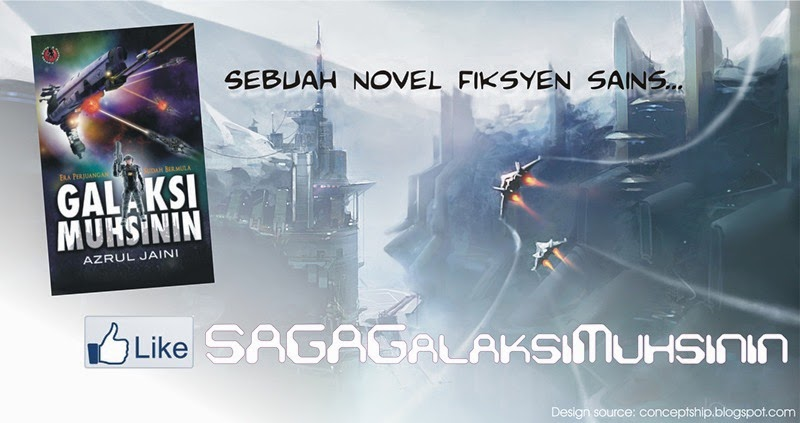 Sudah LIKE fanpage SAGA Galaksi Muhsinin?