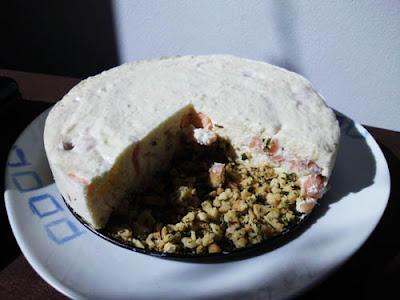 Smoked Salmon Cheesecake   www.happyhealthymotivated.com