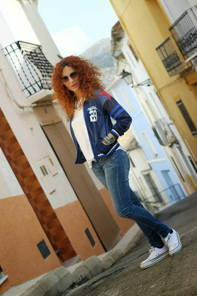 chaqueta beisbolera_so chic by Patricia