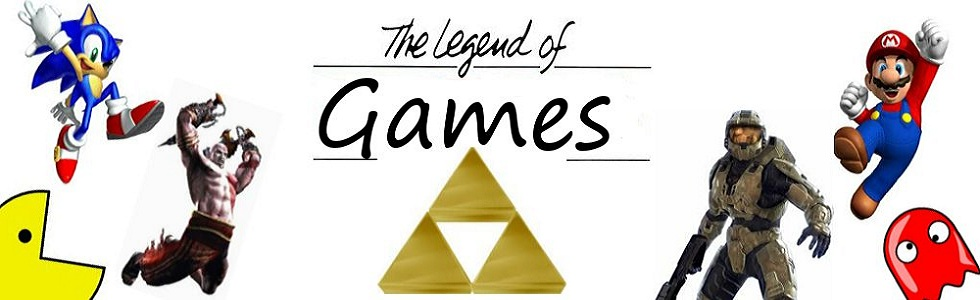 The Legend Of Games - Do Atari ao Xbox 360!