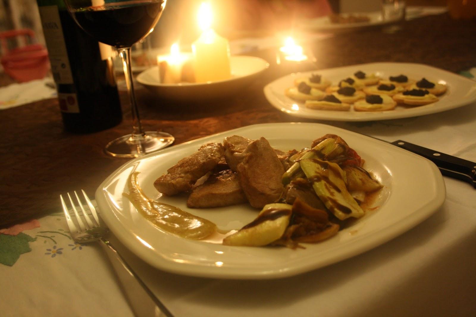 La cocina de maricarmen cena para dos - Cocinas maricarmen ...
