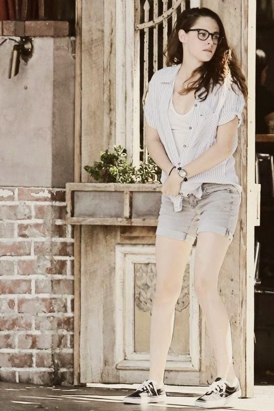 แฟชั่นไอคอน Kristen Stewart Fashion Styles