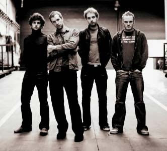 I ♥ Coldplay.
