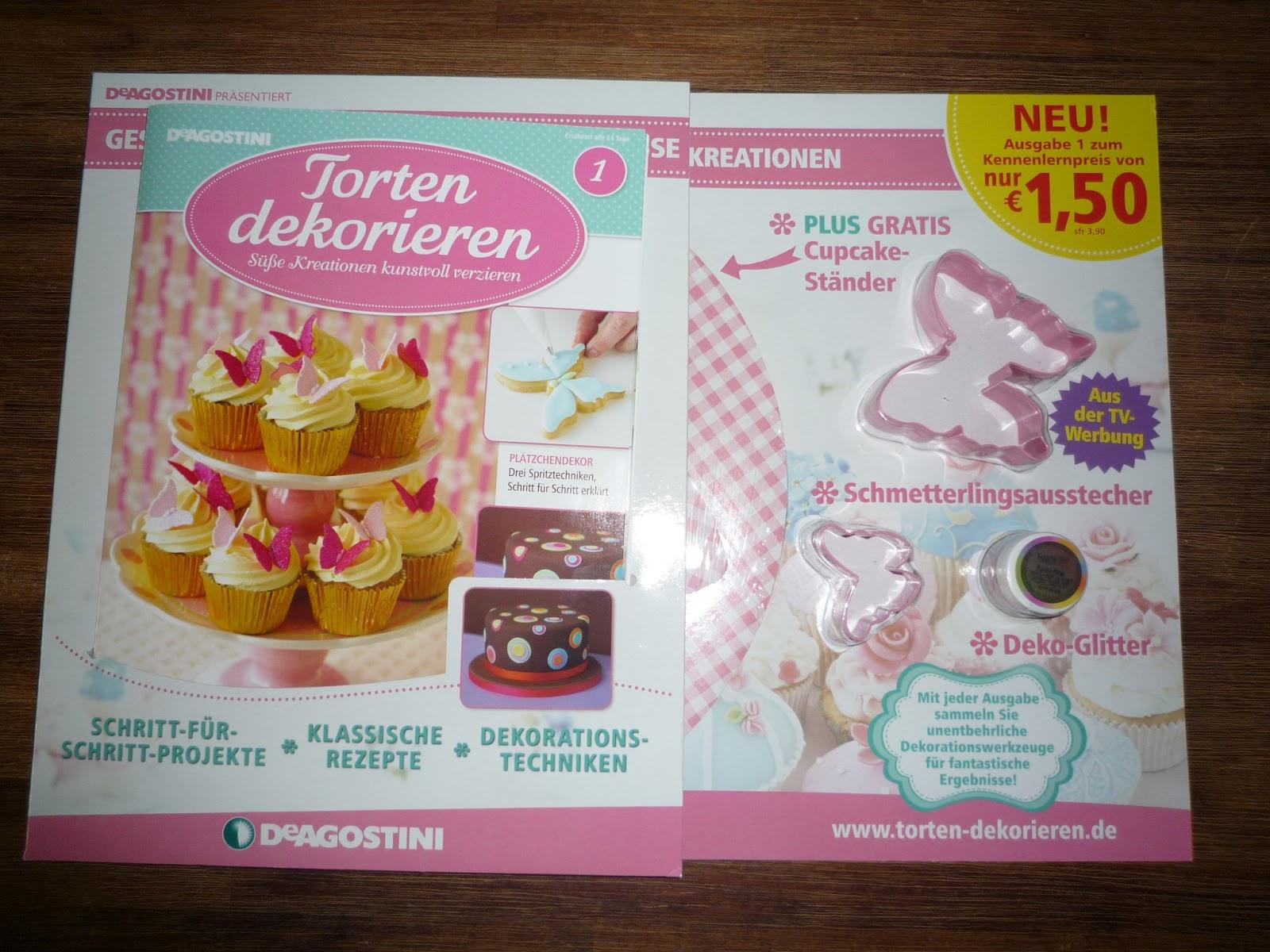 Torten Dekorieren Zeitschrift mein tortentraum vorstellung zeitschrift torten dekorieren