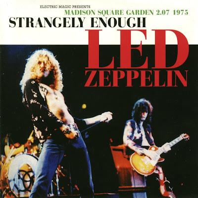 Led zeppelin original 1975 concert ticket stub madison square garden ebay for Led zeppelin madison square garden