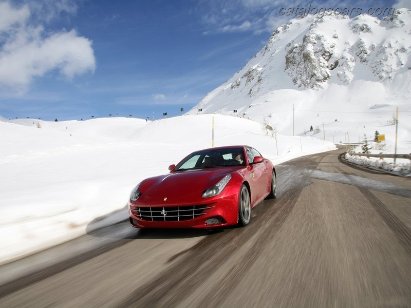 صور سيارة فيرارى FF 2013 - اجمل خلفيات صور عربية فيرارى FF 2013 - Ferrari FF Photos Ferrari-FF-2012-15.jpg