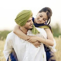 Sweet Love Shayri for Beautiful Wife in Hindi fonts