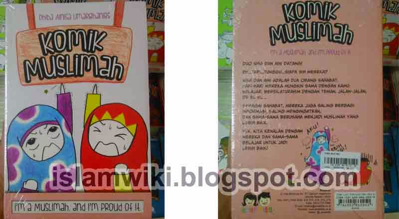 komik islam muslimah lucu deh