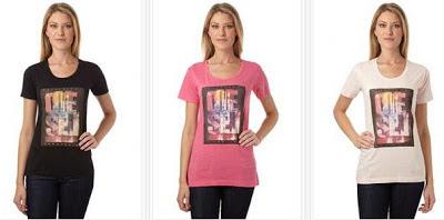Camisetas para mujer de Diesel