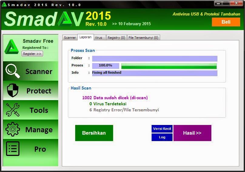 Antivirus Lokal Terbaik Indonesia Terbaru