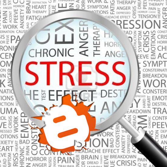 Tension Tulis Entri, Stress Dengan Blog