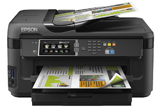 Epson Workforce WF-7610DWF Drivers, Review, Price
