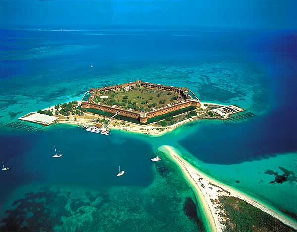 Our Amazing Planet Earth Fort Jefferson