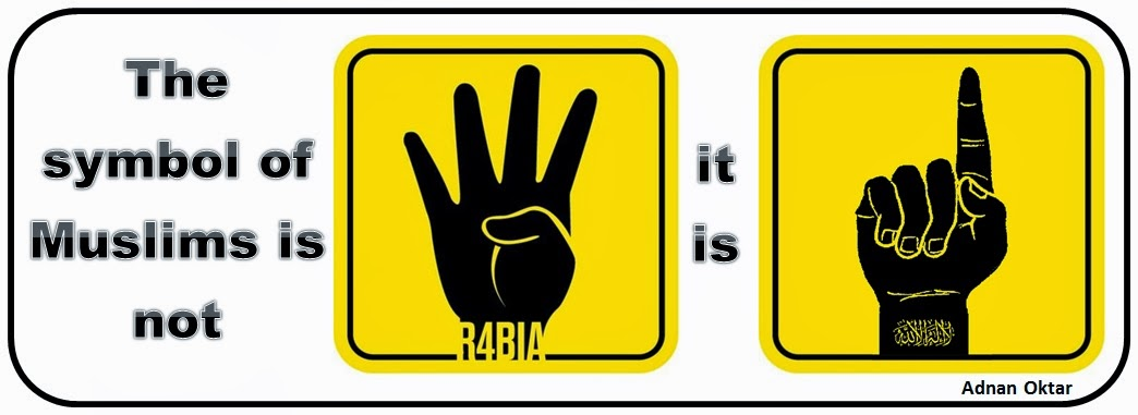 The Symbol Of Muslims Is Not Four It Is One