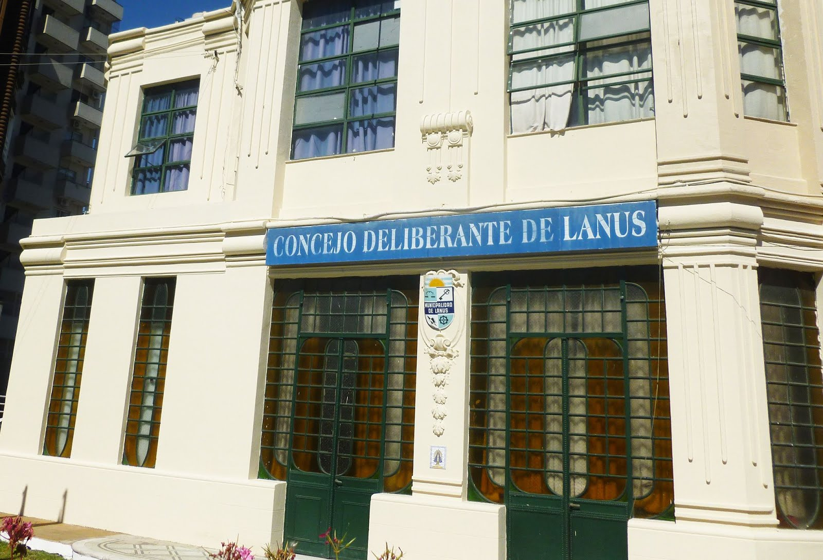 HCD LANÚS