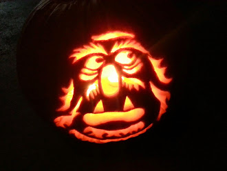 Happy Halloween with The Muppets !