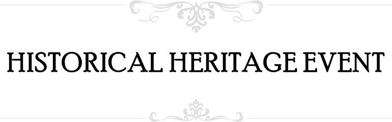 HistoricalHeritageEvent