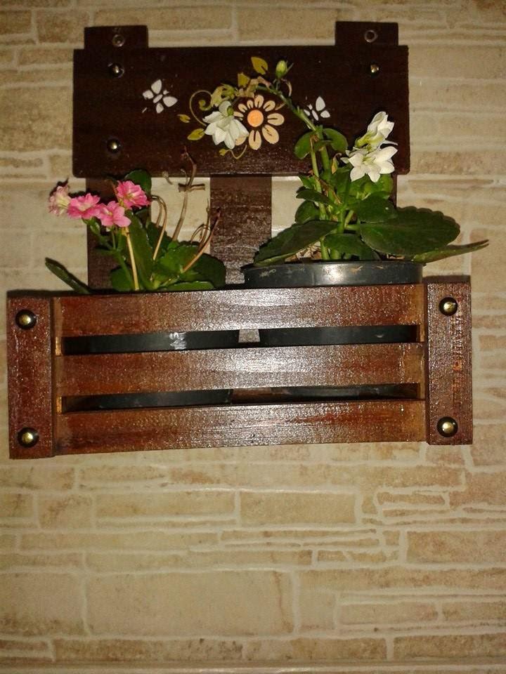 """Armario Itatiaia Aço ~ """"FLOREIRAS& CACHEPOS"""" ARTESANAIS DE MADEIRA mini floreira em madeira de pinus tingida no"""