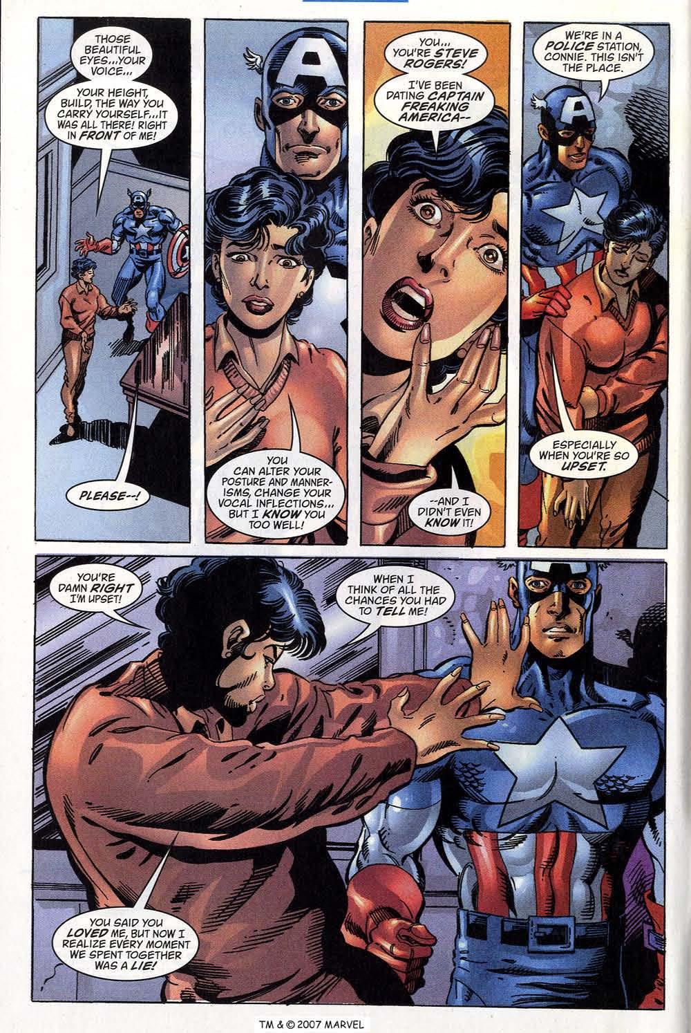 Captain America (1998) Issue #44 #51 - English 4