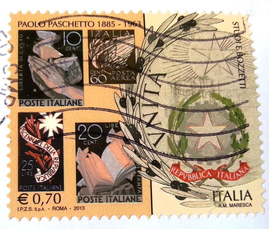 Paolo Paschetto 1885 - 1963
