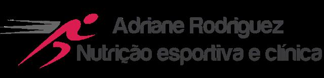Nutricionista Esportiva Adriane Rodriguez