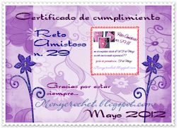 Certificado de Cumplimiento 29