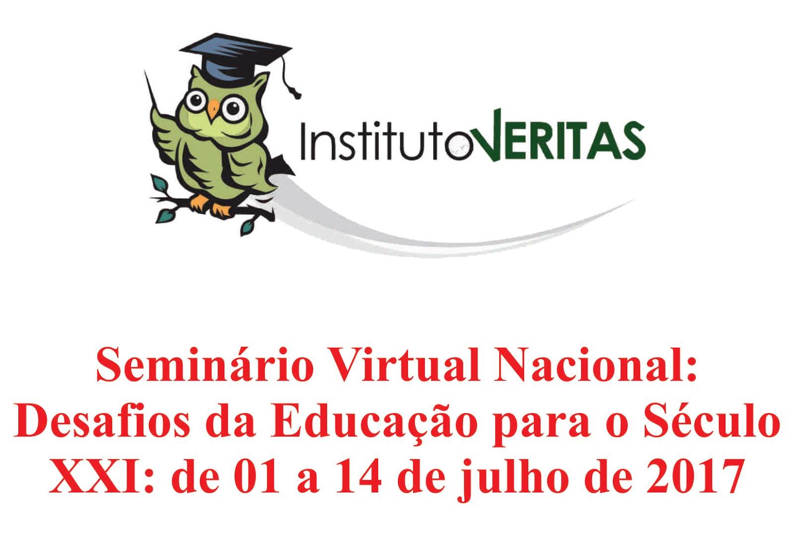 Seminário Virtual Nacional: Desafios da Educação para o Século XXI