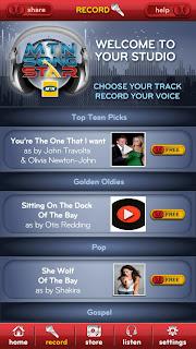 mtn songstar app