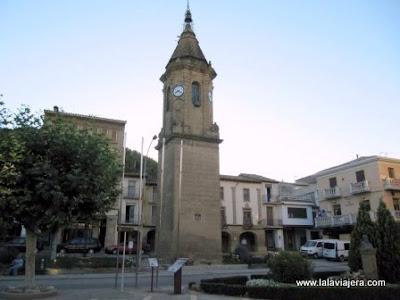 Torre del Reloj, Ayerbe, Huesca