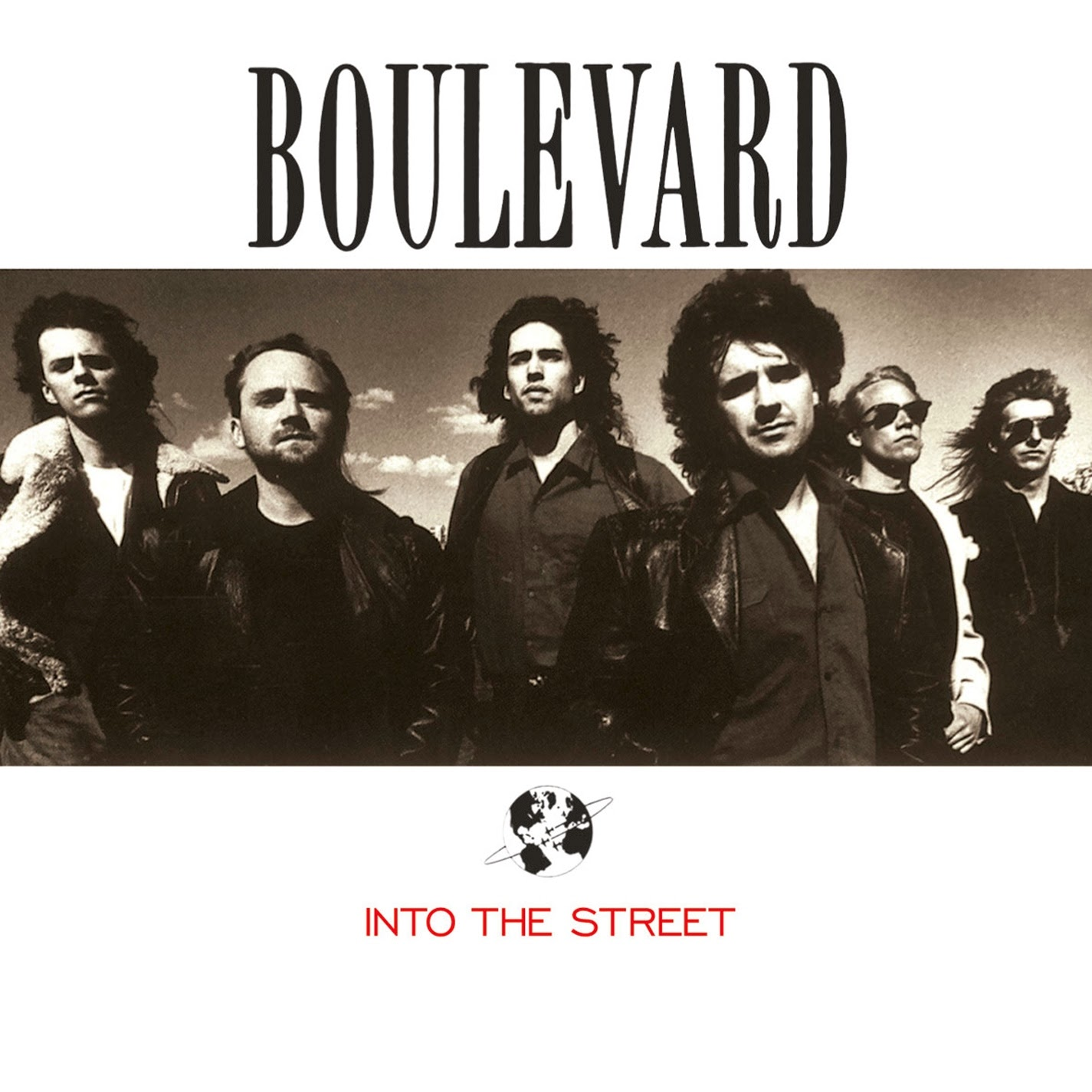 Boulevard Into the street 1990 aor melodic rock music blogspot bands albums