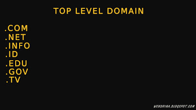 Pengertian TLD (Top Level Domain)