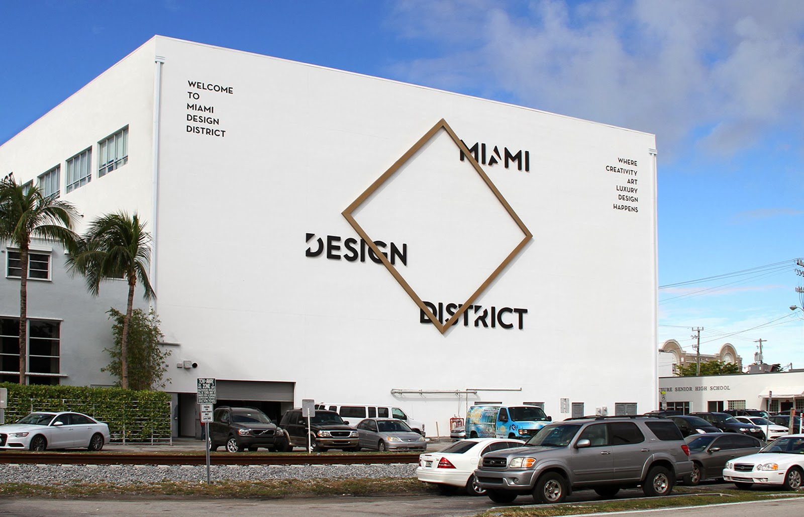 Miami art scene the miami design district for Design district