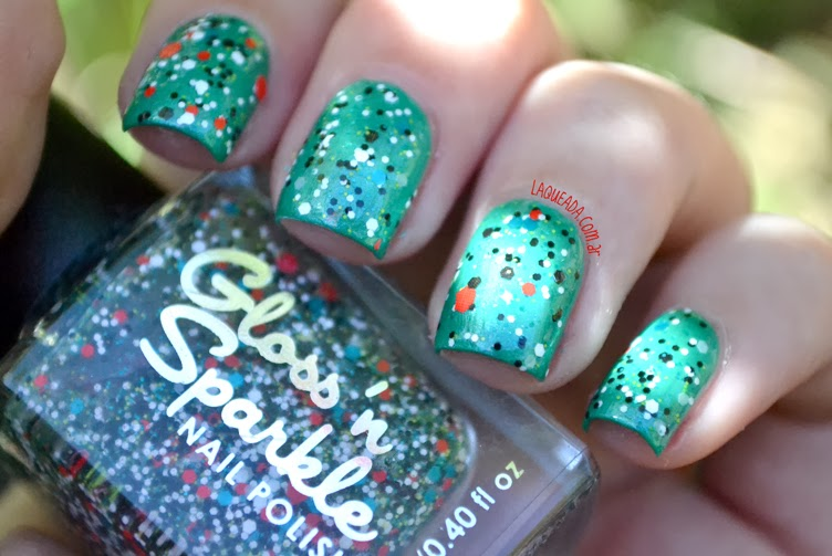 Gloss 'n Sparkle - Quote Unquote