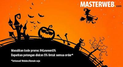 Promo Masterweb