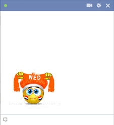 Netherlands football fan emoticon