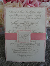 My Wedding Calligraphy Blog